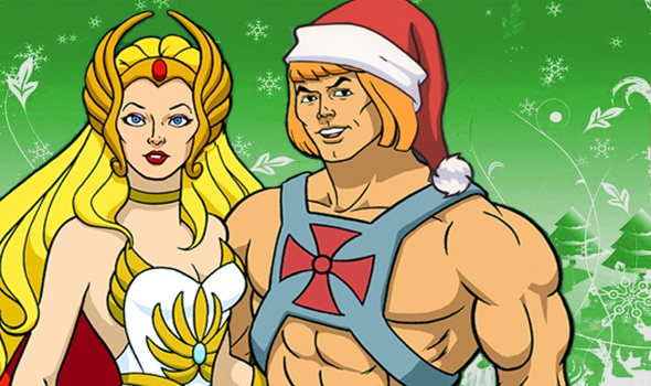 Crazy cool Christmas Cartoon cereal party this Saturday!