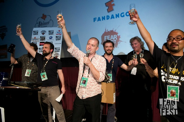Fantastic Fest Spotlight: AMD/Dell Next Wave Award Winners
