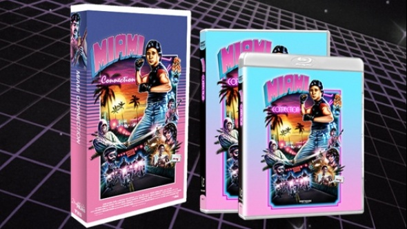 Miami Connection Rages on DVD/Blu-ray/Cyberspace & Returns to VHS!