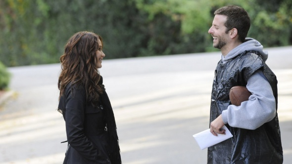Academy Award Favorite SILVER LININGS PLAYBOOK Comes Back to the Village Today!