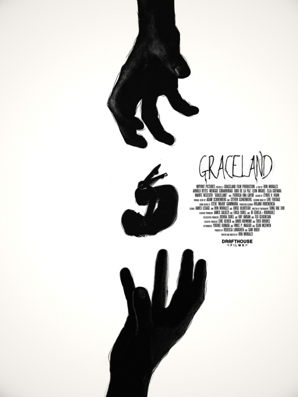 Check Out The Mondo Poster For Drafthouse Films' GRACELAND
