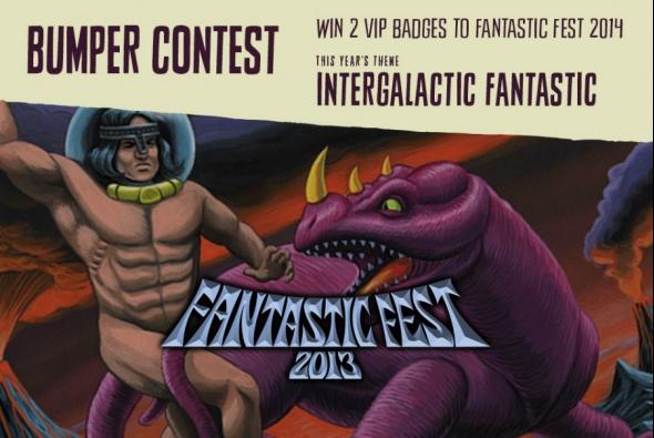FANTASTIC FEST'S INTERGALACTIC FANTASTIC FILMMAKING FRENZY BUMPER CONTEST 3013 A.D.!!!