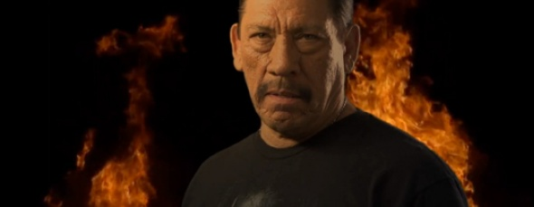 MACHETE KILLS Alamo Drafthouse Don't Talk PSA