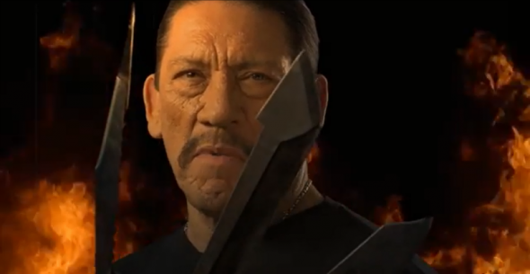 See The Red Band MACHETE KILLS Don't Talk For The Alamo Drafthouse