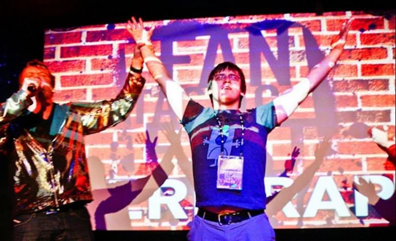 Nerd Rap Throwdown 2014!