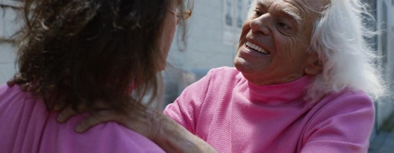 THE GREASY STRANGLER Gets A Warm, Family Friendly Photo