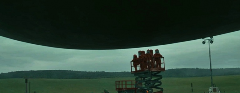 Warning: Two Creepy New Clips From ARRIVAL Just Landed