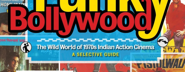 Fantastic Fest Giveaway! Win A Copy Of Todd Stadtman's FUNKY BOLLYWOOD