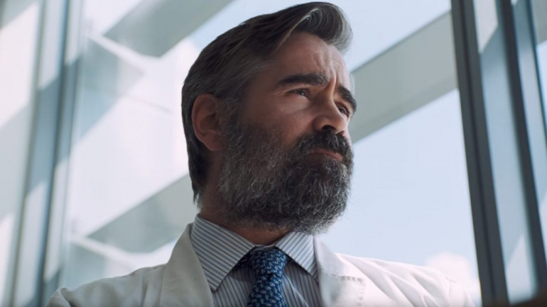 Let The KILLING OF A SACRED DEER Trailer Under Your Skin