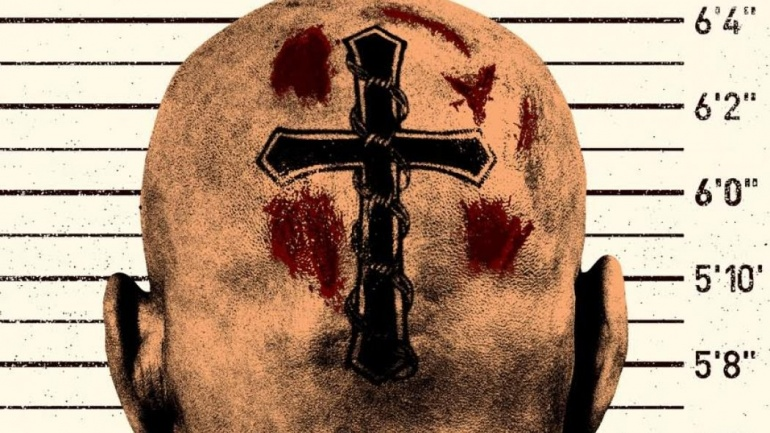 "Vince Vaughn Is 6'5"" In First BRAWL IN CELL BLOCK 99 Poster"