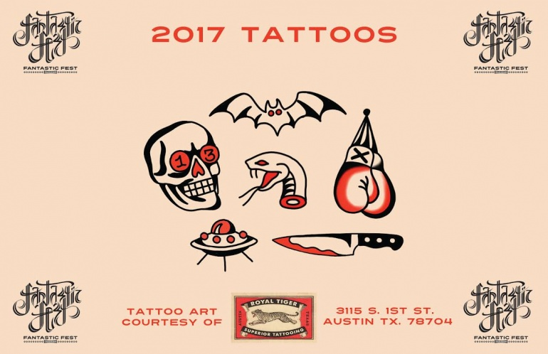 The Winners Of Our Free Tattoo Lottery!