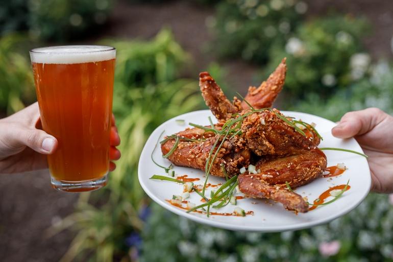 Fantastic Food & Beer Pairings!